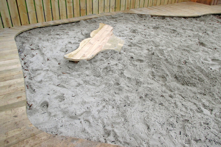 Sandpits // Playscape Gallery